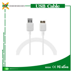 USB Data Cable for Samsung Note3 S5 Custom USB Cable pictures & photos