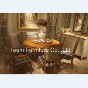 Wooden Dining Room Furniture Sets of New Classic Style pictures & photos
