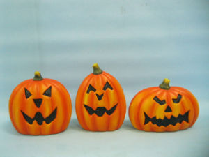 Halloween Pumpkin Ceramic Arts and Crafts (LOE2375-14)