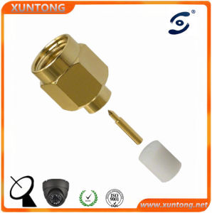 Straight SMA Connector Female Esa-0802 pictures & photos