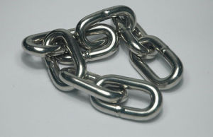 Korean Standard Stainless Steel Link Chain with High Quality pictures & photos