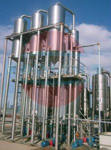 Crystallization Evapoorator for Lioh Solution, Electroplating Wastewater Treatment pictures & photos