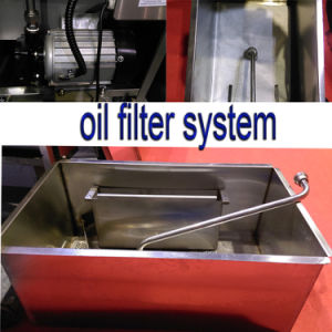 High Efficiency Open Chicken Fryer with Computer Control Panel pictures & photos