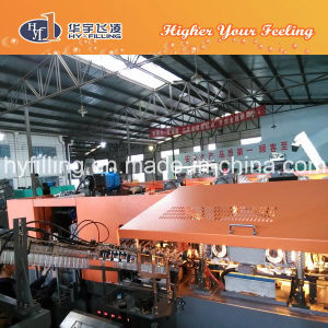 2 Cavity Pet Blowing Machine pictures & photos