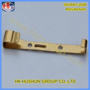 Copper Contact for Lamp (HS-PB-011) pictures & photos
