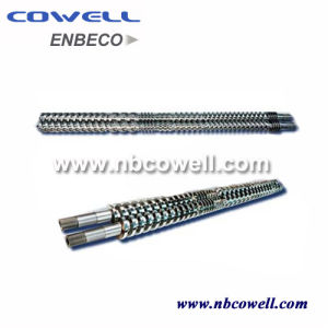 Parallel Twin Screw Barrel for for PA PE Abd Plastic Extruder pictures & photos