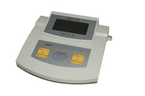 Tabletop pH Meter Digital Display Phs-25 pictures & photos