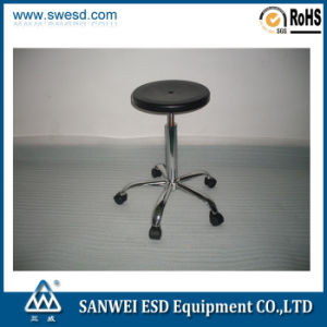 Cleanroom PU Leather ESD Chair 3W-9804101 pictures & photos