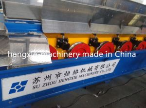 Hxe-13dl Copper Rod Breakdown Machine with Annealing pictures & photos