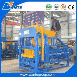 Qt8-15 Concrete Cover Block Making Machine, Concrete Block Machine Plans pictures & photos