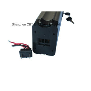 Replacement OEM Silver Fish Electric Bike E-Bike Battery 24V pictures & photos