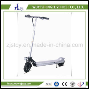 Folding 2 Wheels Scooter Electric 350W with Non-Pneumatictyre pictures & photos
