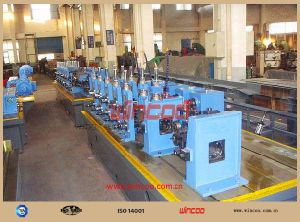 Wg-76 Type Straight Seam Welded Pipe Unit pictures & photos