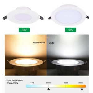 3W 5W 7W 9W 12W 15W LED Down Light pictures & photos