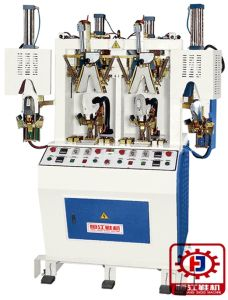 Back Heel Setting Machine for Shoe Manufactory pictures & photos