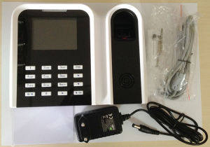 Standalone Fingerprint Time Clock with ID Card Reader (T9) pictures & photos