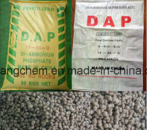 DAP Fertilizer & Indutrial Grade Diammonium Phosphate DAP 98% Min pictures & photos