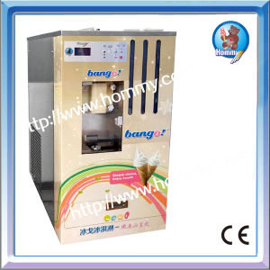 Table-Top Automatic Soft Ice Cream Machine HM931-C pictures & photos
