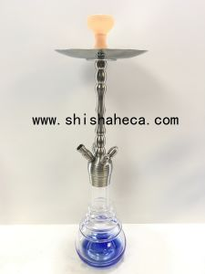 High Quality Stainless Steel Shisha Nargile Smoking Pipe Hookah pictures & photos
