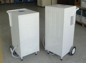 High Quality Handpush Dehumidifier with Refrigeration Compressor pictures & photos