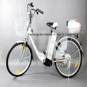 Hot Sale High Speed Lead Acid Electric Bicycle with Ce pictures & photos