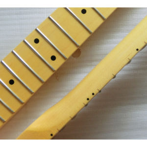 Vintage One Piece Canadian Maple Strat Guitar Neck pictures & photos