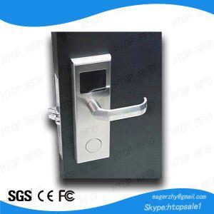 Hotel Door Lock RFID Door Lock Security Electronic Key Card Locks L528-M pictures & photos