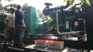 Big Power and Good Service for Kohler Diesel Generators Made in China pictures & photos