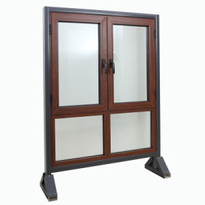 New Design Models Double Glass Europe Used Aluminum Window pictures & photos