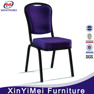 2016 Hot Sale Stackable Hotel Metal Chair (XYM-L50) pictures & photos