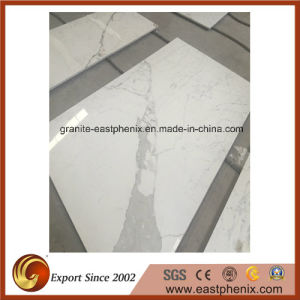 Calacatta White Marble Stone Tile for Wall Tile pictures & photos