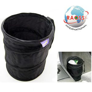 Car Used 100% Polyester Foldable Dust Bin Storage Bag pictures & photos