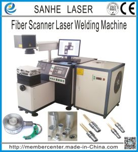 200W400W Fiber Scanner Laser Welding Machine 1064nm for Mobile Phone Shield for Sale pictures & photos