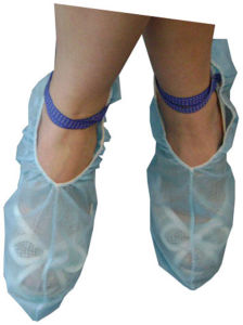 Good Quality Popular Design Nonwoven Shoecover (LY-NS-WP) pictures & photos