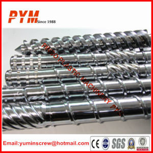 Single Screw Cylinder and Screw Barrel Extruder pictures & photos