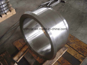 Hot Forged 15CrMo Straw-Hat-Type Nozzle