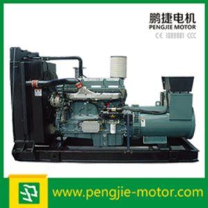 Open Type Good Price 300kw Genset with Original UK Perkins Engine 375kVA
