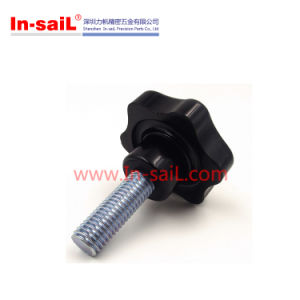Plastic External Thread Star Knobs, Metric Size for Machinery Tool pictures & photos