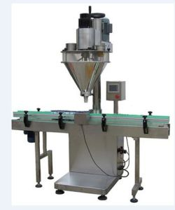 High Precision Semi-Automatic Powder Filling Machine pictures & photos