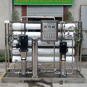 Kyro-4000L/H Best Quality Cheap Price Ultraviolet Water Purification with Water Storage Tank pictures & photos
