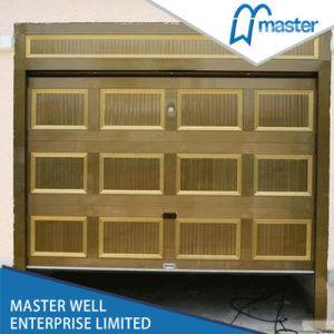 Duoble Garage Door with PU Foaming Inside/ Sectional Door for Garage pictures & photos