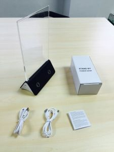 Cheaper Power Bank 5000amh - 10000amh with 2 Optional Menu, Charger on The Desktop pictures & photos