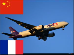 Air Freight From Shanghai to France