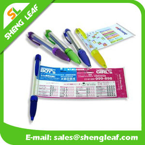 Promotional Individuals Advertising Roller Pens with Logo (SLF-LG013) pictures & photos
