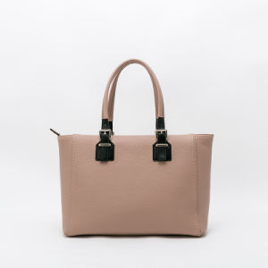 Fashionable Litch grain leather lady tote bag(C71406) pictures & photos
