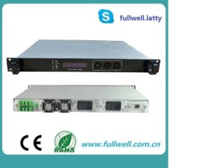 High Output and Reliability 1550nm CATV Optical Amplifier High Power EDFA pictures & photos