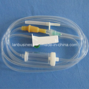 Ly Disposalbe Non PVC TPE Infusion Set (LY-DMS) pictures & photos