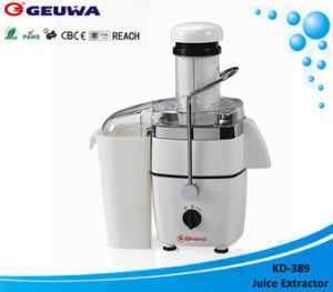450W Powerful Motor Wilde Feed Opening Juice Extractor (KD-389) pictures & photos