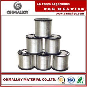 Quality Supplier Ohmalloy Nicr8020 Wire for Electric Heating Elements pictures & photos