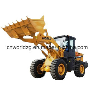 Construction Machinery, Wheel Loader with 2m3 Shovel pictures & photos